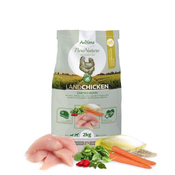 Produktbild_Natürliches Trockenfutter Huhn