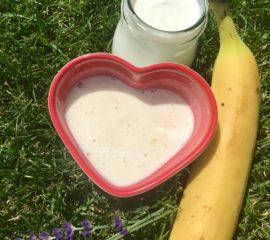 Rezept Bananeneis