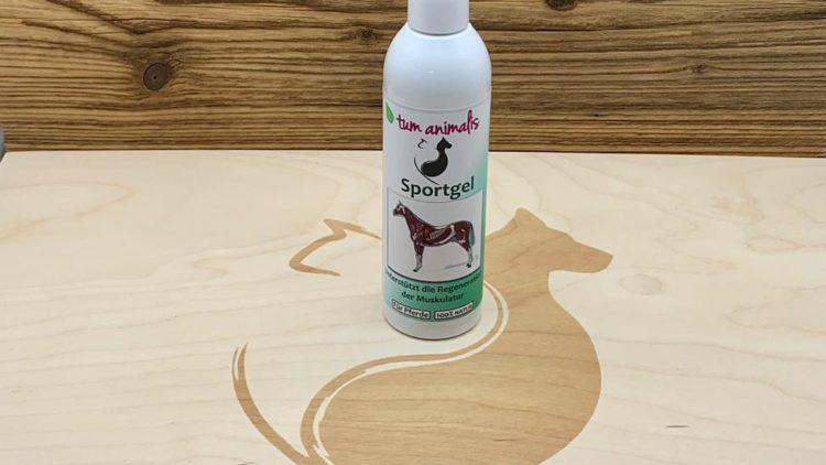 Sportgel für Hund & Pferd – NEU NEU NEU !!!